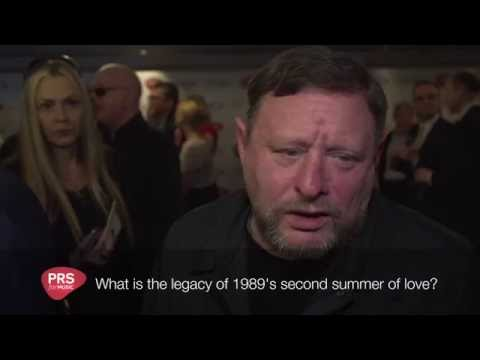 Shaun Ryder, Happy Mondays interview: The Ivors 2016