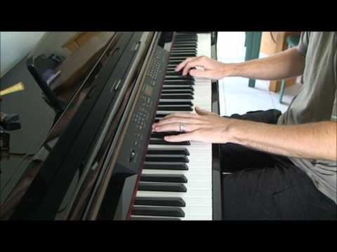 Robert Telson - Calling You - Piano Cover