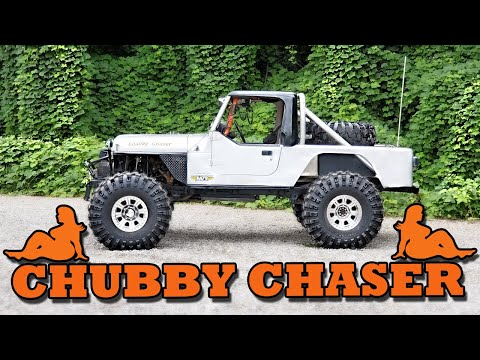 Chubby Chaser | The Scrambler of Your Dreams