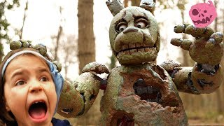- real fnaf Springtrap will they survive