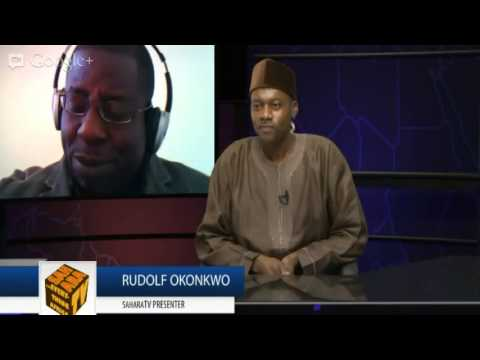 SaharaTV Round Table with Ogaga Ifowodo