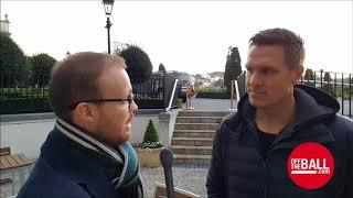 Jean De Villiers previews Ireland vs South Africa