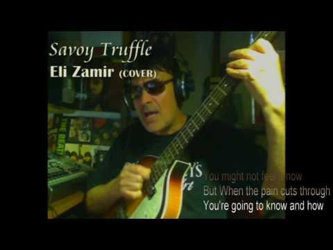 אלי זמיר/Savoy Truffle-The Beatles(cover)Eli Zamir