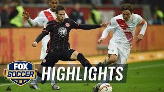 Video Gol Pertandingan Eintracht Frankfurt vs Werder Bremen