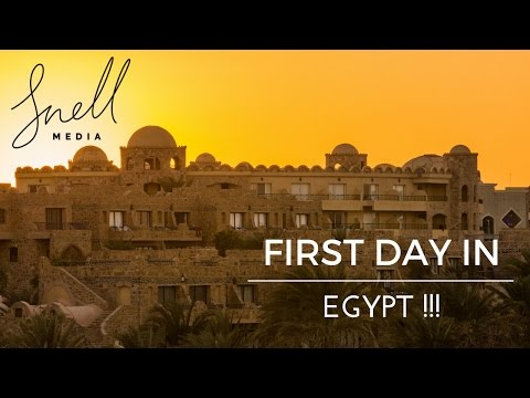 Egypt Red Sea Travel Vlog Day 2