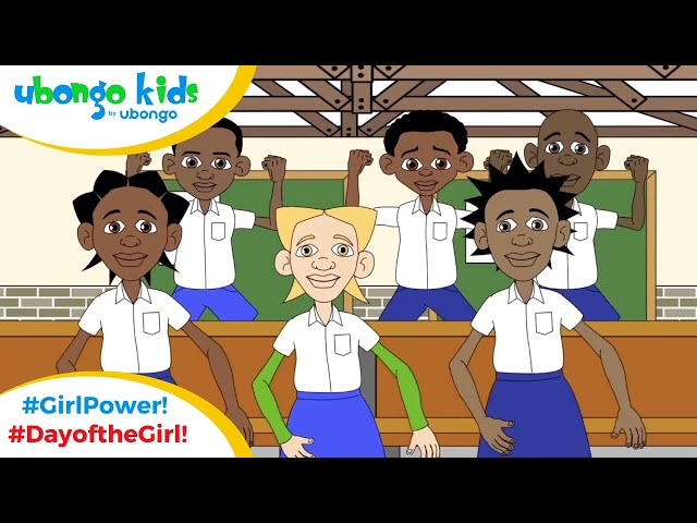 Top 5 Lessons from the Ubongo Kids Girls | Day of the Girl Child 2020 | African Edutainment