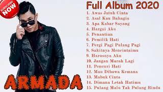Lagu ARMADA BAND \x5b Full Album 2020 \x5d   Lagu Indonesia Terbaru \\u0026 Terpopuler 2020 ~ Awas Jatuh Cinta