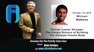 Episode 549: Thinner Leaner Stronger The Simple Science of Building The Ultimate Female Body