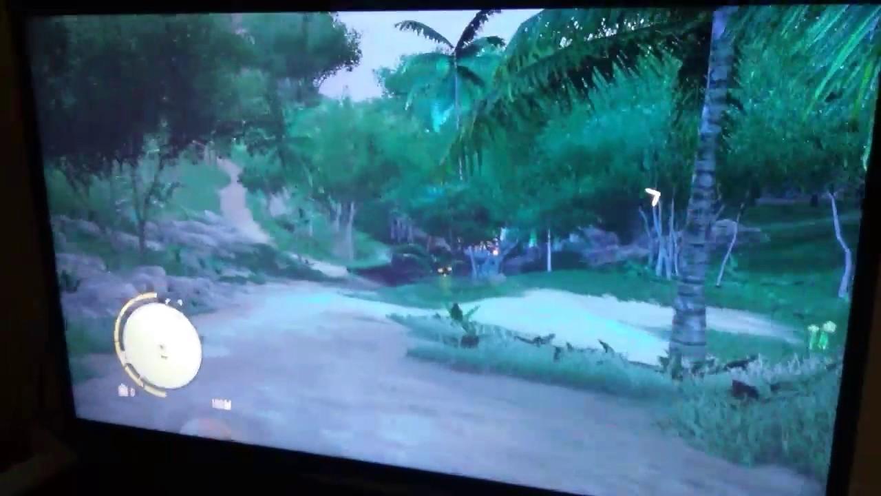 Far cry попасть в храм