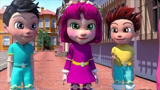 Değerler Takımı   4  Bölüm   Eğitici Çizgi Film   Animasyon Film HD   Türkçe İzle