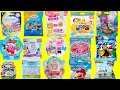 Opening Blind Bags Surprise Toys Kirby Nintendo Disney Tsum Tsum Toy Story Care Bears