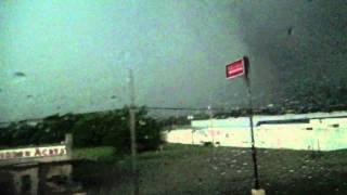 Joplin MO tornado. May 22, 2011. ***language warning***