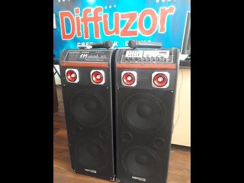 Активная акустическая система BIG STAGE 210 Diffuzor.com.ua