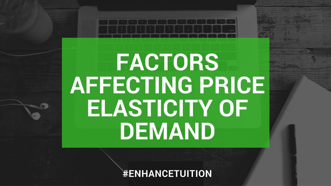 how to find ped from demand function