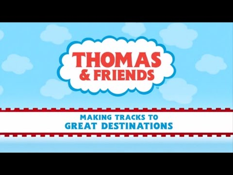 Pierce Brosnan - 'Thomas & Friends'