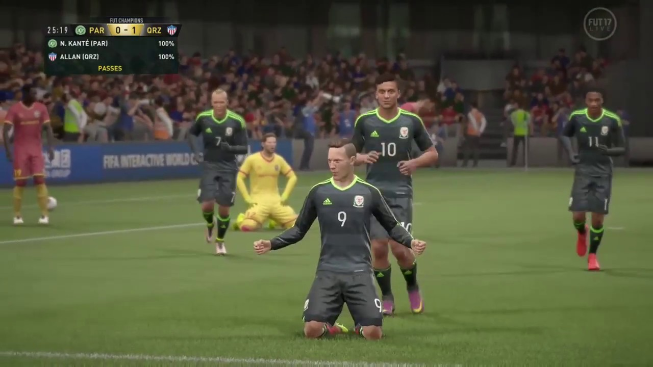 fifa 17 how to get more attempts in weekend league
