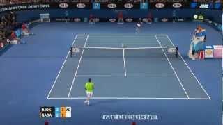 Nadal vs Djokovic Australian Open Final 2012 (HD)
