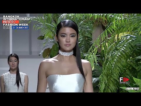 TUBE GALLERY Bangkok International Fashion Week 2017 - Fashion Channel