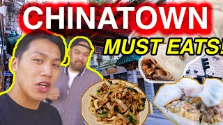 BEST FOOD in Chinatown San Francisco - Hole in the Wall