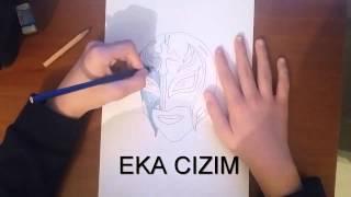 Rey Mysterio Çizimi / Rey Mysterio Drawing