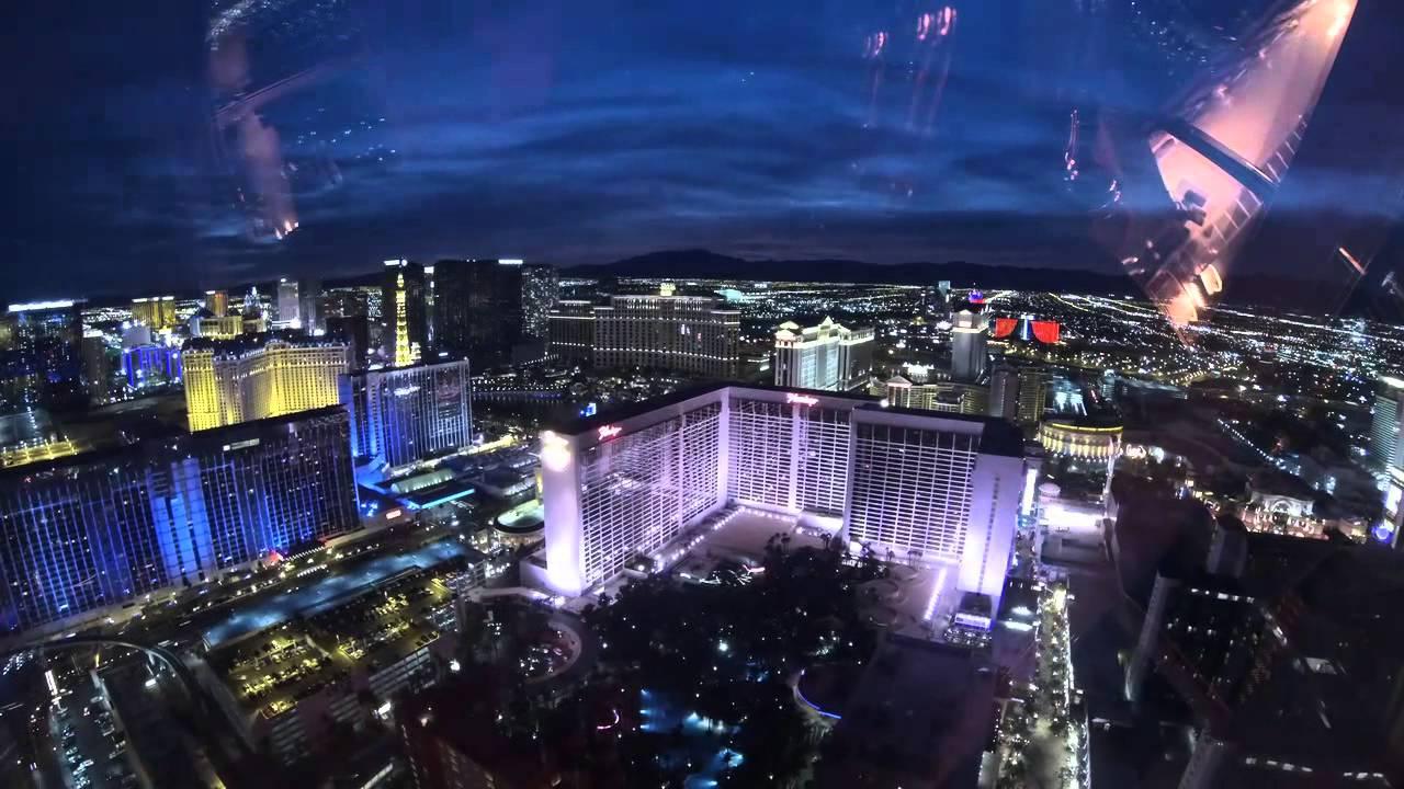 High Roller Las Vegas Video