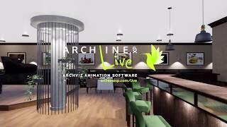 ARCHLine.XP LIVE - Restaurant