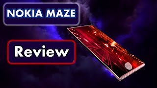 Complete Review of Nokia Maze Monster Smartphone - 8GB Ram