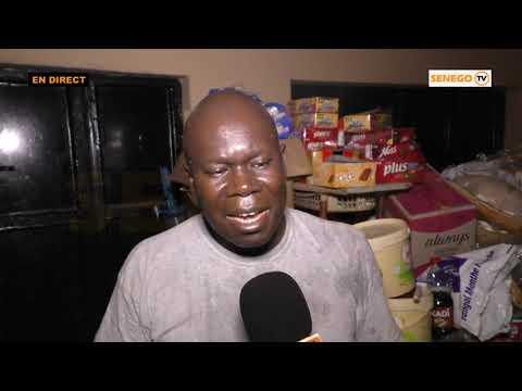 Inondation à Keur Mbaye Fall : un boutiquier perd des millions