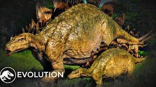 INFANTS FOR JURASSIC WORLD EVOLUTION! DINOSAUR ONTOGENY! BABY DINOS! (Jurassic World Evolution)