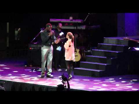 Brian McKnight and Kyla - How Do You Keep the Music Playing