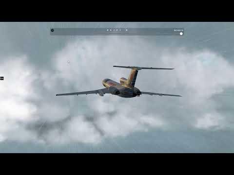 UUWW-USSS-UUWW XP11 Tu-154M VATSIM