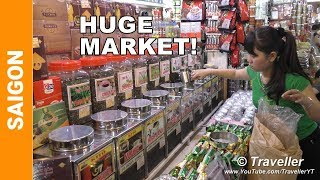 Ben Thanh Market - Saigon Attractions - Ho Chi Minh City Attractions