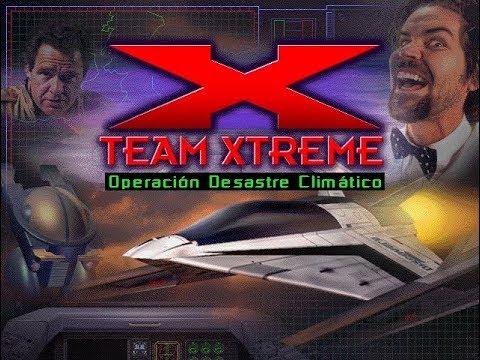 team xtreme desastre climatico