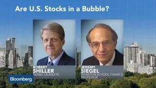 Trends vs. Bubbles: A View of Academics, Economists
