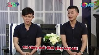 Cặp đôi đam mĩ đẹp trai chung tình khiến Lâm Khánh Chi chết ngất