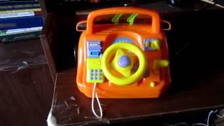 Видео обзор игрушка - Игрового детского набора Автотренажера Playgo
