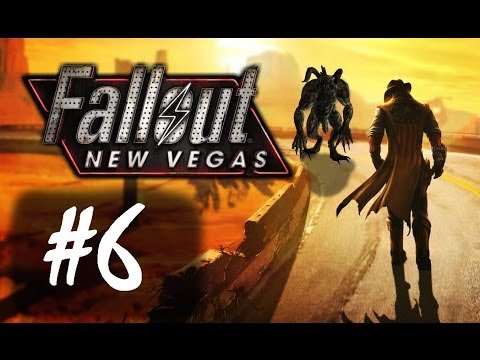 NEW LAW IN TOWN - Fallout New Vegas Travels Part 6