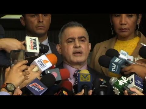 Attorney general seeks to bar Guaido from leaving Venezuela