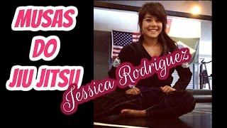 Musas do jiu jitsu Jessica Rodriguez (Jiu Jitsu highlights motivation 2017)