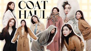 Fashion Haul | 얼.죽.코 겨울 코트 하울!…