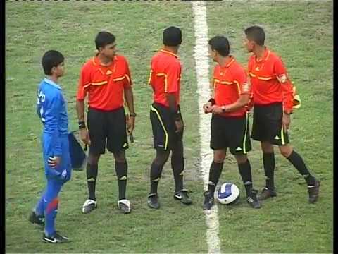 Pakistan Vs India : 2  1:  Final football Match SAFF U16 Cup 2011 Nepal