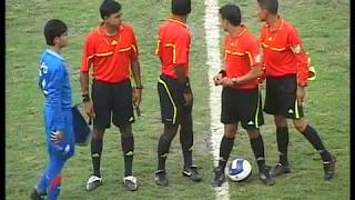 Pakistan Vs India : 2  1:  Final football Match SAFF U16 Cup 2011 Nepal