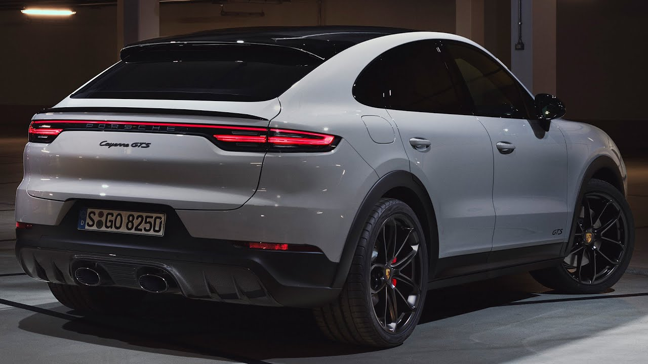 2021 Porsche Cayenne Gts Design Specs And Technical Features Youtube