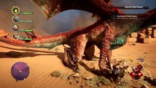 Dragon Age™: Inquisition - Record Time Dragon Slaying