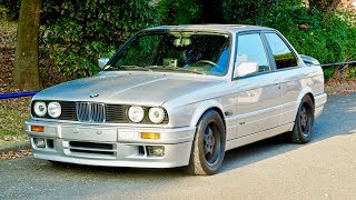 1991 BMW E30 325i Coupe M-Technic (USA Import) Japan Auction Purchase Review
