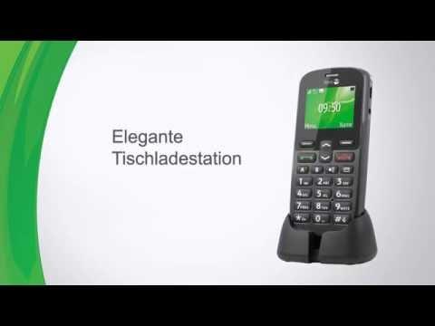 Téléphone portable PhoneEasy 508 Doro (german)