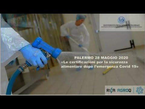 Le certificazioni per la sicurezza alimentare dopo l'emergenza Covid-19
