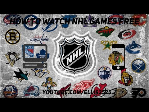 How to Watch/Stream NHL Hockey Games for FREE (Computer, Mac, iPhone, Android)