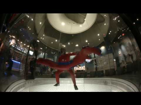 Brad - Indoor Skydiving iFLY OPENS TOMORROW
