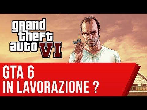 GTA 6: il nuovo Grand Theft Auto è in sviluppo? thumbnail